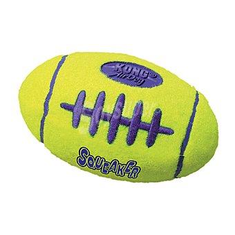 KONG Juguete para perros pelota rugbi 1 unidad