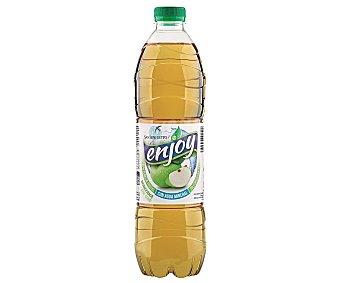 Enjoy Agua mineral con zumo de manzana sin gas 1,5 l