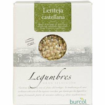 Burcol Lenteja castellana al vacio Caja 500 g