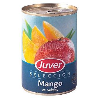 Juver Mango en rodajas Lata 235 g