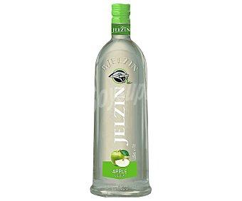 Boris jelzin Bebida espirituosa de vodka con manzana Botella de 70 cl