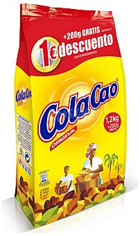 Cola Cao Cola Cao Ecobolsa 1400 gr