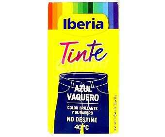 Iberia Tinte de color azul vaquero (permite teñir a baja temperatura 40ª) 1 unidad
