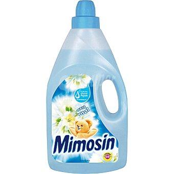 MIMOSIN suavizante diluido Azul Vital botella 4 l