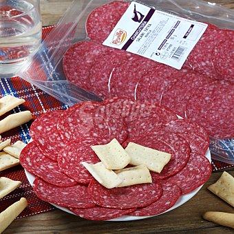 Revilla Salami extra loncheado Sobre de 100 g