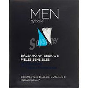 MEN by belle Bálsamo After Shave Frasco 100 ml