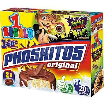 PHOSKITOS Phoskitos original con regalo infantil 2 unidades 88 gr