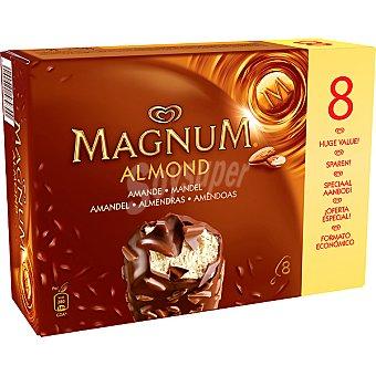MAGNUM de FRIGO Almendra estuche 960 ml 8 unidades