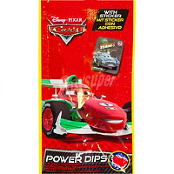 BYP CANDY Power Dips Cars Pack 1 unid