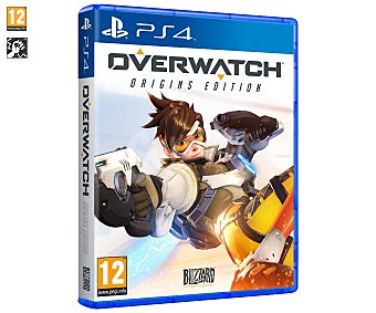 Acción Overwatch Origins para Playstation 4. Género: acción, shooter, primera persona. Recomendación por edad pegi: +12