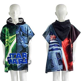 Star Wars Disney Poncho infantil