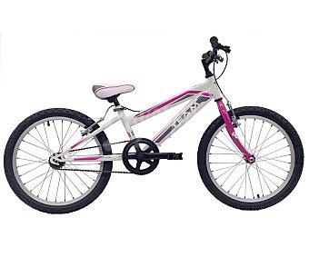 WADER Bicicleta Junior Chica Modelo Team, 1 Velocidad, 20 Pulgadas 1 Unidad