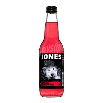 Jones Soda Strawberry Lime Flavour 33 cl
