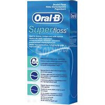 Oral-B Seda Ultra Floss Rollo 50 m