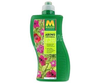 MASSÓ Garden Abono líquido universal 1 Litro