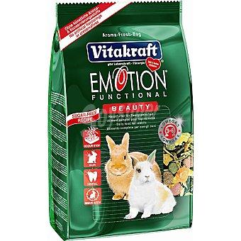 Vitakraft Alimento premium para conejos enanos Paquete 600 g