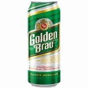 Golden Brau Cerveza Lata 50 cl