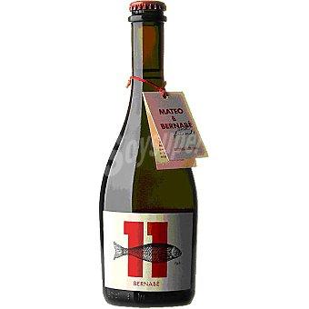 BERNABÉ Cerveza rubia nacional Golden Ale Botella 50 cl