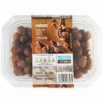 Eroski Avellanas crudas Tarrina 150 g