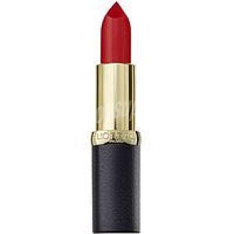 Color Riche Barra de labios Matte 344 l`oreal Pack 1 ud