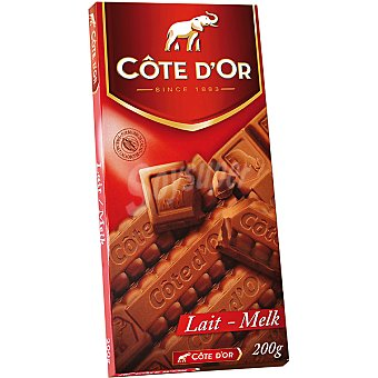 Côte d´Or Chocolate con leche Tableta 200 g