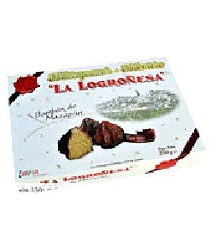La Logroñesa Bombón de mazapán de Montoro 350 g