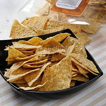 Carrefour Nachos en forma de triángulo Bolsa de 375 g