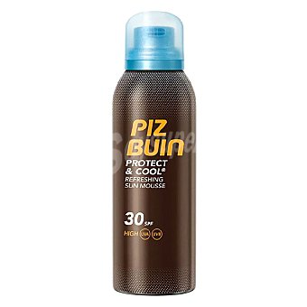 Piz buin Protector solar mousse Protect&Cool FP 30 150 ml