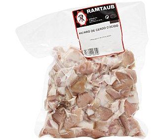 Ramtaub Morro de cerdo cocido y troceado 500 g.