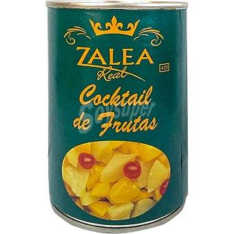 Zalea Real cóctel de frutas lata 240 g neto escurrido Lata 240 g neto escurrido