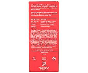 Germinal Crema antiarrugas celular intensiva con factor de protección 15 50 mililitros