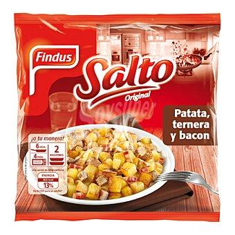 Findus Patata, ternera y bacón Salto 400 g
