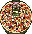 Pizza tarradellas 410 g Mediterránea