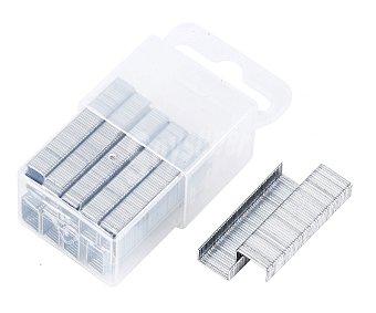 TACTIX Caja de 1000 Grapas Cuadradas Cortas Medida 8 Milímetros 1 Unidad