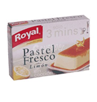 Royal Pastel fresco limon 110 G