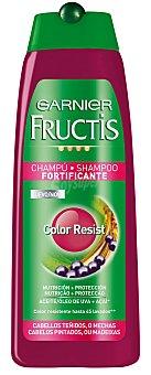 Fructis Garnier Champú Fortificante para Cabellos Teñidos 300 Mililitros