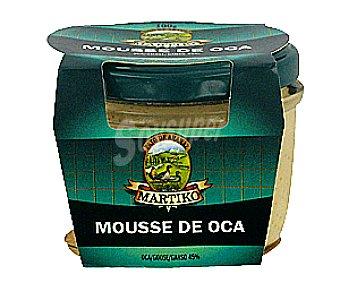Martiko Mousse de Hígado de Oca (foie 60%) 100g