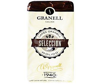 Granell Café molido natural Alta Selección 250 Gramos