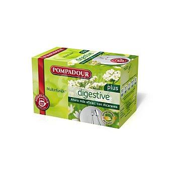 Pompadour Infusión digestive plus Estuche 20 bolsitas