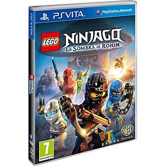 PS VITA Videojuego Lego Ninjago: La Sombra De Ronin para Ps Vita