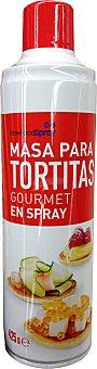 HACENDADO Masa tortitas spray Bote de 425 g