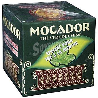 Mogador Té verde de China a la menta 250 g