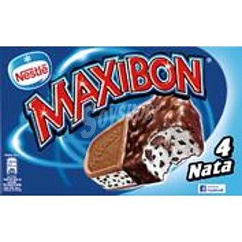 Maxibon Nestlé Maxibon nata Pack 4x150 ml
