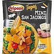 Mini San Jacobos jamón york y queso estuche 260 g estuche 260 g Fripozo