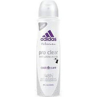 ADIDAS Woman Desodorante para mujer Body Proclear Spray 150 ml