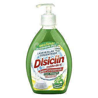 Disiclin Lavavajillas concentrado anti-grasa Aloe Vera Dosificador 600 ml