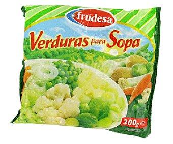 Frudesa Verdura para Sopa 300 Gramos