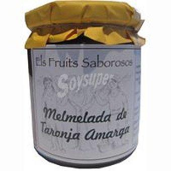 ELS FRUITS SABOROSOS Mermelada de naranja amarga Tarro 270 g