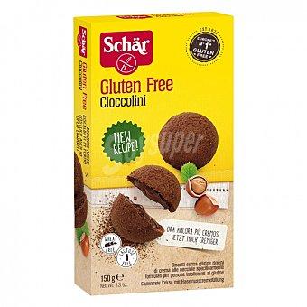 Schär Galleta cioccolini - Sin Gluten 150 g