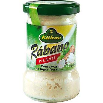 Kühne Pasta para sandwich de rábano picante Tarro 135 g